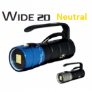 Phare Wide 20 Neutral Lithium Bersub avec chargeur