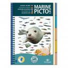 Guide immergeable Pictolife - Atlantique Est Livre