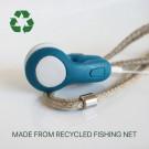 Pince Nez Apnée Bleu Recyclé