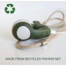 Pince Nez Apnée Vert Recyclé