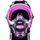 Masque Facial Neptune Space G divers Ocean Reef Pink Rose