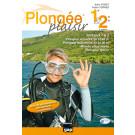 Livre Plongée Plaisir - Niveau 1 & 2