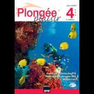 """Livre """"Plongée plaisir Niveaux 4 et 5"""""""