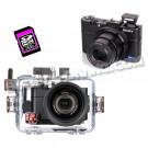 Pack Ikelite/Sony RX100 II + Carte SD 16go
