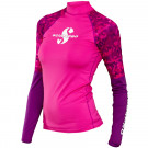 Lycra rash guard flamingo upf 50 Manches Longues Dame SCUBAPRO