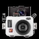 Pack Sony RX100 M2 avec caisson Ikelite RX100 M2 et carte SD16