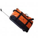 Sac PVC à Roulettes Utra résistant Orange 110L