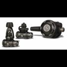 Scubapro Mk19 Evo Black Tech G260 Carbon Black Tech