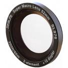 Super Macro Lens DC2000 et gamme SeaLife DC