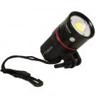 Phare Vidéo C92 4000 Lumens + Lumière rouge I-torch-PHOTO Tek
