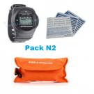 Pack Profondimétre digital + Table MN90 + Parachute de palier PVC