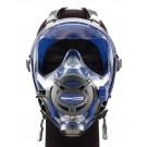 Masque Facial Neptune Space G divers Ocean Reef Cobalt