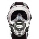 Masque Facial Neptune Space G divers Ocean Reef White Blanc