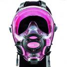 Masque Facial Neptune Space G divers Ocean Reef Pink Rose