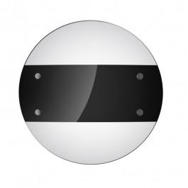 Bouclier rond Bubble Paintball