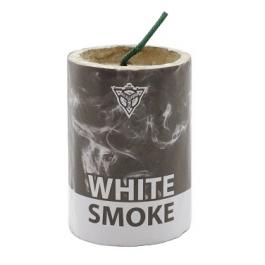 Fumigène à mèche Blanc
