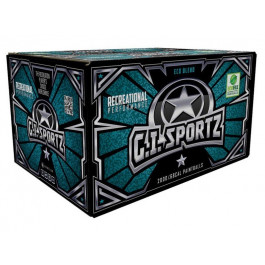 Carton 2000 Billes GI Sportz 1 étoile Performance Cal.68