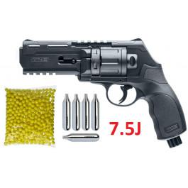 Pack Revolver HDR50 7.5J Umarex + 500 Billes peinture
