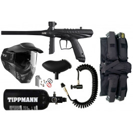 Pack Tippmann Gryphon Carbon + Mamba + Harnais