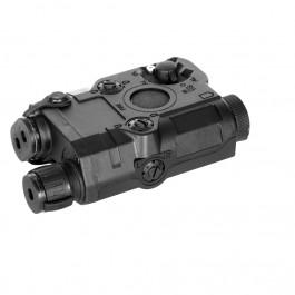 PEQ - 15  Battery box visée laser + Laser rouge