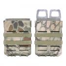 2 Porte Chargeurs Faz Mag Friction pour M4, TMC et T15 Highlander