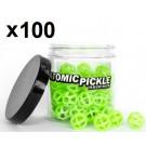 Billes Atom6 boite de 100 projectiles .68 réutilisables