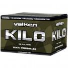 Carton de 4000 billes Valken Kilo Cal .50