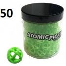 Billes Atom6 boite de 50 projectiles .68 réutilisables