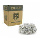 Boite de 100 Billes First Strike - Silver/White