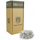Boite de 250 Billes First Strike - Silver/White