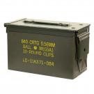 Boite à munitions US Métal