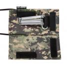 Capote à canon Magnum HK Army + Kit clés Allen - HSTL Camo