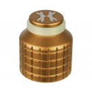 Capuchon HK Army protège valve - Gold