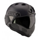 Casque WARQ Paintball Black