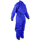 Combinaison lavable tissu enfant bleu