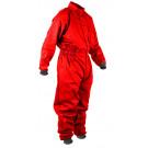 Combinaison lavable tissu enfant rouge