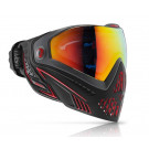 Masque Dye i5 Fire Black Red
