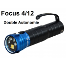Phare Double Autonomie FOCUS 4/12 Lithium BERSUB