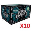10 cartons de billes GI Sportz 1 étoile Performance .68