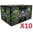 10 cartons de billes GI Sportz 2 étoiles .68