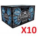 10 cartons de billes GI Sportz Winter .68