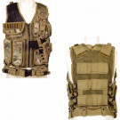 Gilet tactique Predator Black