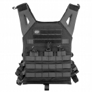 Gilet tactique Valken Plate Carrier II noir
