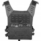 Gilet tactique Valken Plate Carrier LC Noir