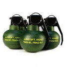 Pack 6 Grenades TAG M-67 (x6)