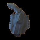 Holster Kydex pour HDR50 ceinture et MOLLE Gaucher - Black