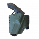 Holster Kydex pour HDR 50 avec Malice Clips Droitier - Olive
