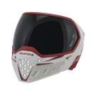 Masque Empire EVS Thermal Blanc/Rouge