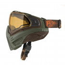 Masque Push Edition limitée First Strike Olive/Brown