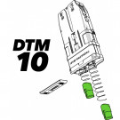 Pack 12 ressorts pour chargeur Dye DTM 10